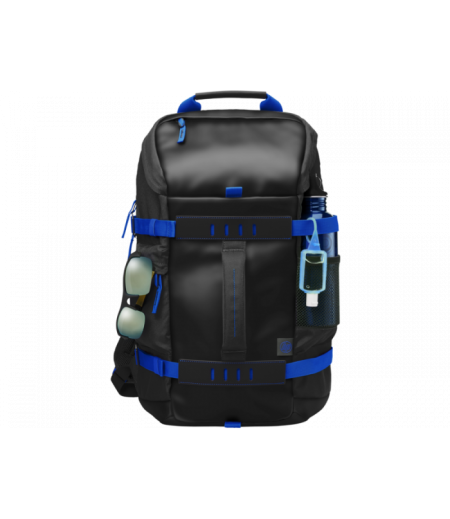 HP 39.62 cm(15.6) in Black/Blue Odyssey Backpack