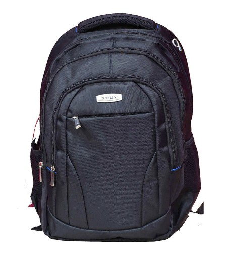 Prime Goblin Black Laptop Backpack